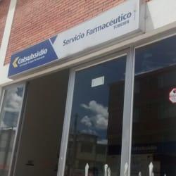 Colsubsidio Servicio Farmaceutico Toberin en Bogotá