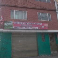 Comercializadora de Carnes Cristian en Bogotá