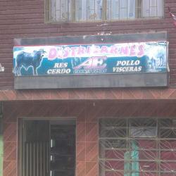 Districarnes AE en Bogotá