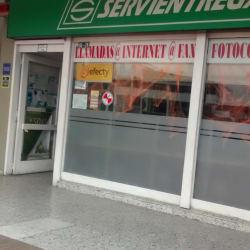 Servientrega Niza Calle 127 en Bogotá