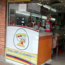Avícola El Nidalito en Bogotá