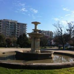Plaza La Alcaldesa en Santiago
