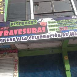 Piñatas Travesuras en Bogotá