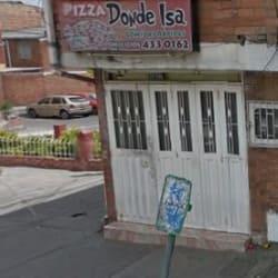 Pizza Donde Isa en Bogotá
