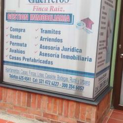 Guerreros Finca Raíz en Bogotá