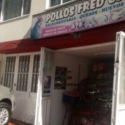 Pollos Fred'cs en Bogotá