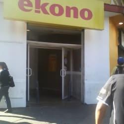 Supermercado Ekono - Bandera / Av. San Pablo en Santiago