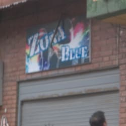 Zona Blue en Bogotá