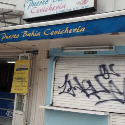 Puerto Bahia Cevicheria en Bogotá