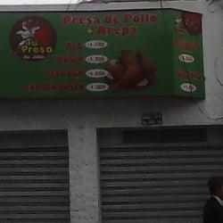 Asadero Tu Presa en Bogotá