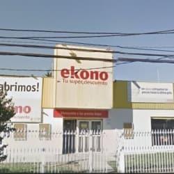 Supermercado Ekono - El Descanso en Santiago