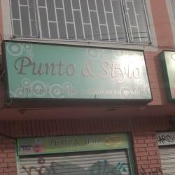 Punto & Stylo en Bogotá