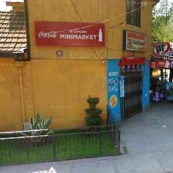 MInimarket El Curicano en Santiago