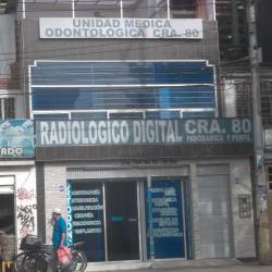 Radiológico Digital  en Bogotá