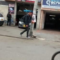 Amortiguadores Calle 130 en Bogotá