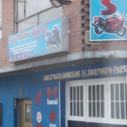 Ray Motor W.A.Q en Bogotá
