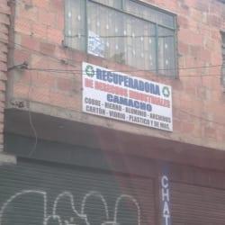 Recuperadora de Desechos Industriales Camacho en Bogotá