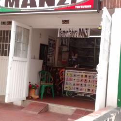 Remontadora Manzi en Bogotá