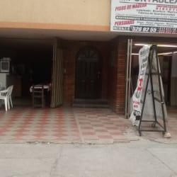 Restaurante Calle 163 en Bogotá