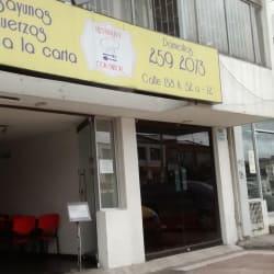 Restaurante Con Sabor en Bogotá