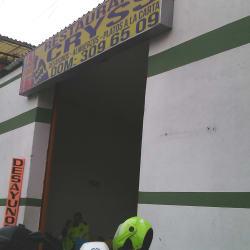 Restaurante Cryss en Bogotá