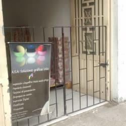 A.S.A Soluciones Graficas Ltda en Bogotá
