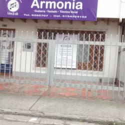 Academia de Artes Armonia en Bogotá