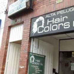 Alta Peluqueria Hairs Colors RA en Bogotá