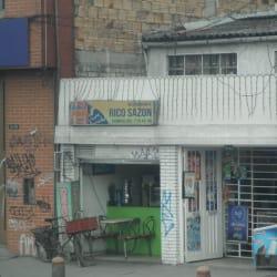 Restaurante Rico Sazon en Bogotá