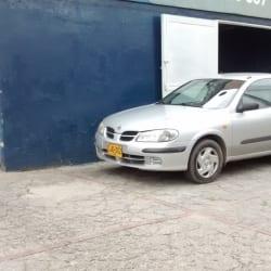 Autolavado 837 en Bogotá