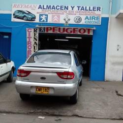 Reyman Almacen y Taller en Bogotá