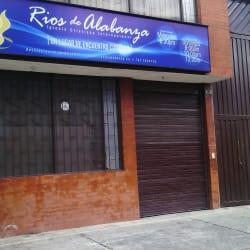 Rios de Alabanza en Bogotá