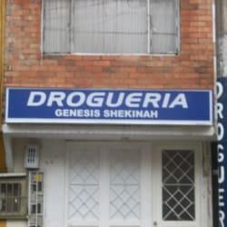 Drogueria Genesis Shekinah en Bogotá