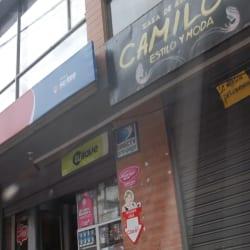 Sala de Belleza Camilo´s en Bogotá