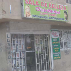 Sala de Belleza DistriMichel en Bogotá