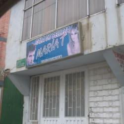 Sala de Belleza Maria T en Bogotá