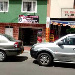 Salsamentaria Toto's  en Bogotá