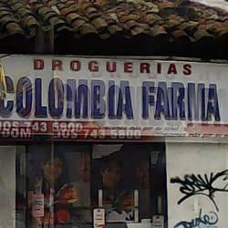 Droguerias colombia farma en Bogotá