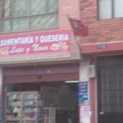 Salsamentaria y Queseria Lupe y Nana en Bogotá