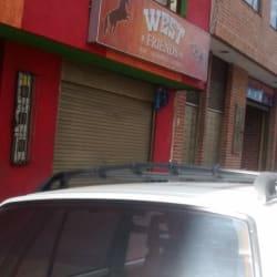 West Friends en Bogotá