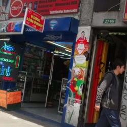 El Accesorios de la 10 Claro en Bogotá