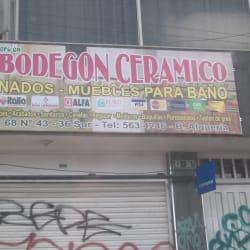 El Bodegon Ceramico en Bogotá
