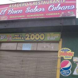 El Buen Sabor Cubano en Bogotá