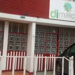 Dimalca en Bogotá