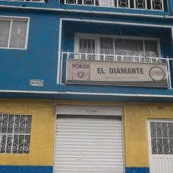 El Diamante Carrera 17A en Bogotá