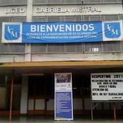 Liceo Mixto Gabriela Mistral en Santiago
