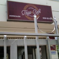 Panadería Trigo & Cafe  en Bogotá