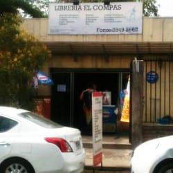 Librería el Compás en Santiago
