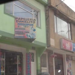 Papelería Danielito  en Bogotá