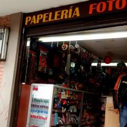 Papelería Fotocopias Carrera 49  en Bogotá